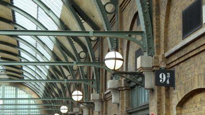 Platform 9 3-4 Harry Potter