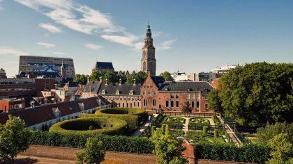 Tips bijzonder overnachten in Groningen: Hotel Prinsenhof