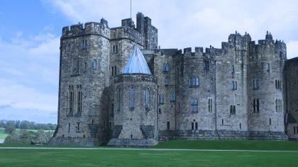 Alnwick Castle, Hogwarts