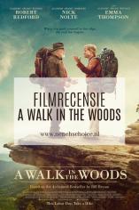 Filmrecensie A Walk in the woods