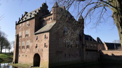 Klompenpad het Dorenweertsepad: kasteel Doorwerth
