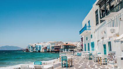 Mykonos-stad Griekenland tips en bezienswaardigheden