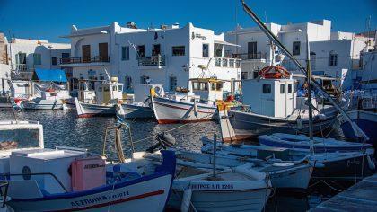Paros Griekenland