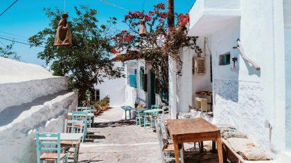 Amorgos Griekenland