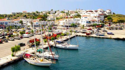 Andros, Griekenland