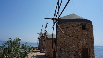 Chios, Griekenland