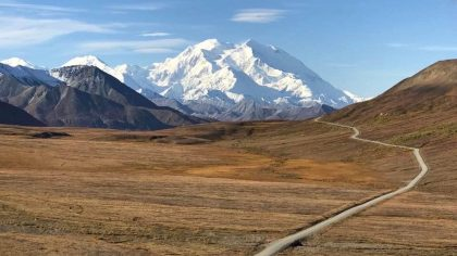 Mooiste nationale parken in Amerika, denali National park, Alaska, amerika