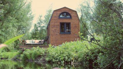 Tiny house Kamerik, Utrecht