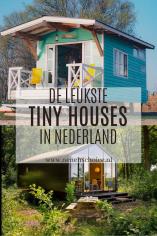 De leukste tiny houses in Nederland