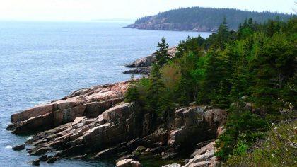 Acadia National Park, Maine, Amerika