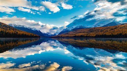 mooiste nationale parken in amerika, Glacier national park Lake McDonald, amerika