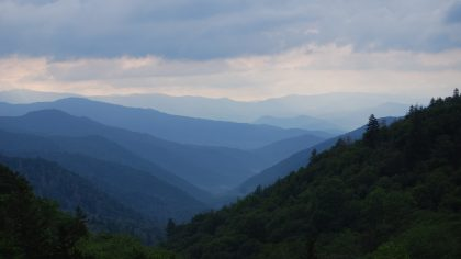 Great Smoky Mountains National Park, Tennessee, amerika
