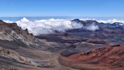 mooiste nationale parken in Amerika, haleakala-national-park-maui-hawaii-amerika