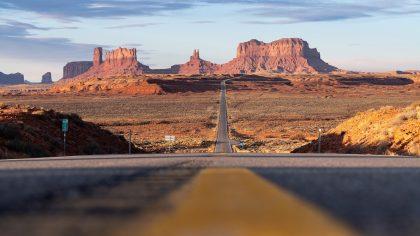 Monument Valley Arizona Utah, Verenigde Staten van Amerika