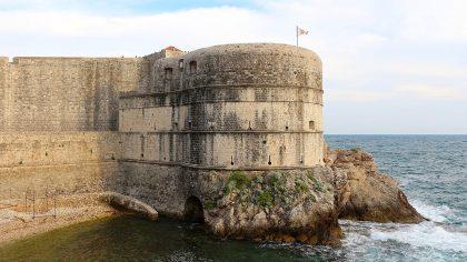 Fort Bokar, Dubrovnik