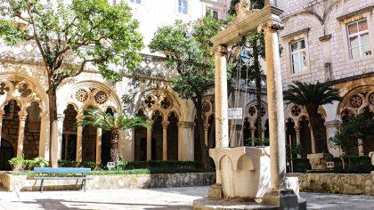 Dubrovnik Dominicaans Klooster