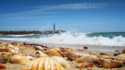 De mooiste stranden van de Algarve: Ilha Deserta, Algarve, Portugal