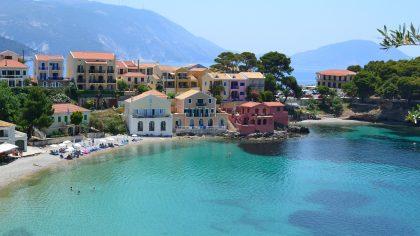 Kefalonia, Griekenland