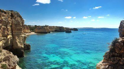 De mooiste stranden van de Algarve: Praia da Marinha