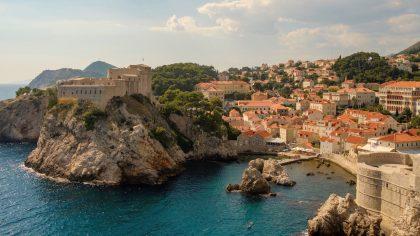 12 Game of Thrones filmlocaties in Dubrovnik die je kunt bezoeken - Kolorina Bay Blackwater Bay