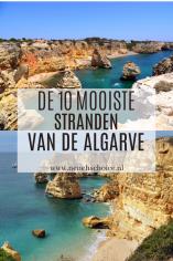 De mooiste stranden van de Algarve, Portugal