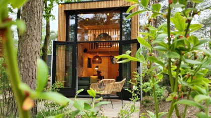 Tiny House de Zanding, Otterlo, Gelderland