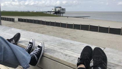 Eemshotel Delfzijl Groningen strand