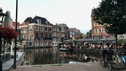 Grachten van Leiden, Nederland