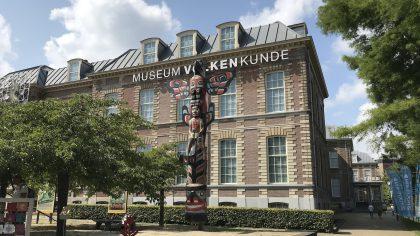 Museum Volkenkunde Leiden, Nederland