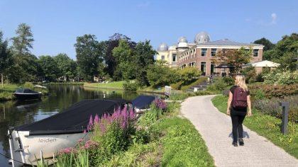 Wandelroute Singelpark Leiden, Oude Sterrewacht, Nederland